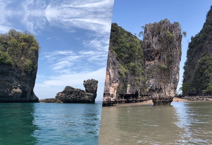 Can I Do James Bond Island And Phi Phi Island In One Day?