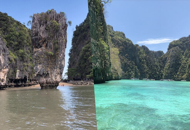 Phi Phi Island James Bond Island 5 Star Marine Phuket